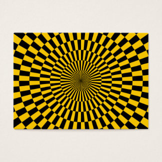 Op Art 09 Business Card