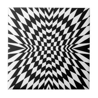 OP -Art #10 at Emporio Moffa Ceramic Tile