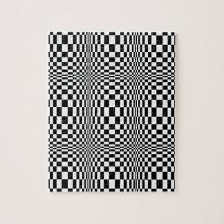 OP -Art #1 at Emporio Moffa Jigsaw Puzzle