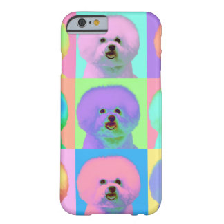 Op Art - Bichon Frise - Cody Barely There iPhone 6 Case