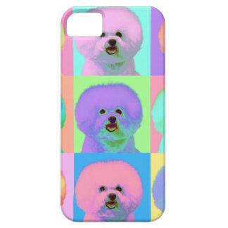 Op Art - Bichon Frise iPhone SE/5/5s Case