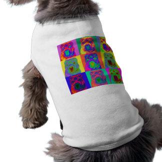 Op Art - Chinese Shar Pei Dog Clothing