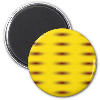 Op Art Dots Magnet