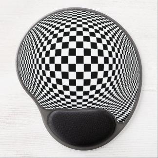Op Art Gel Mouse Pad