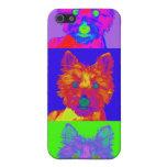 Op Art - West Highland Terrier Case For iPhone 5