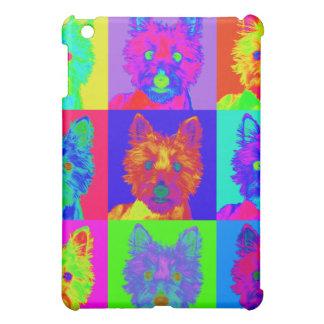 Op Art - West Highland Terrier iPad Mini Cases