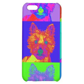Op Art - West Highland Terrier iPhone 5C Covers