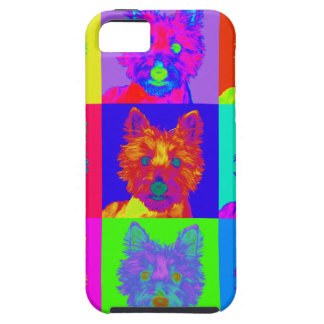 Op Art - West Highland Terrier iPhone SE/5/5s Case