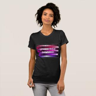 op drop space age inspired tee shirt