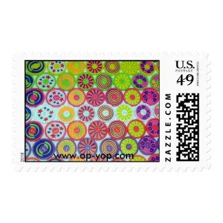 Op-Yop US Postage Stamp