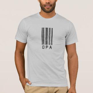 Opa Barcode T-Shirt