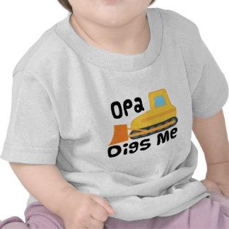 Opa Digs Me Shirt