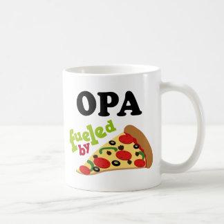 Opa (Funny) Pizza Coffee Mug