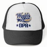 Opa Gift Trucker Hat