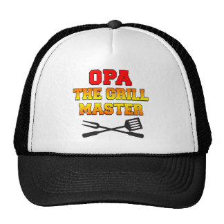 Opa Grill Master Gorras