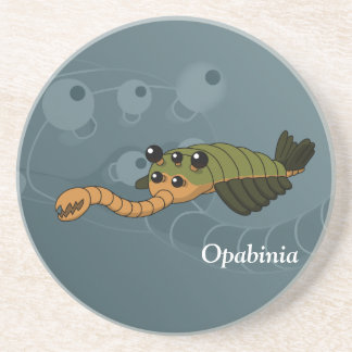 Opabinia Drink Coaster