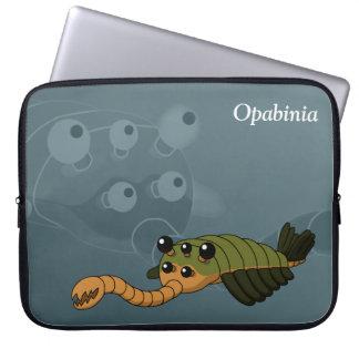 Opabinia Laptop Sleeves