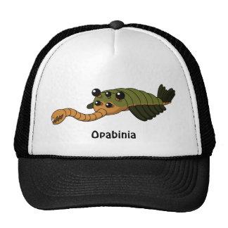 Opabinia Printed Trucker Hat