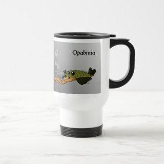 Opabinia Travel Mug