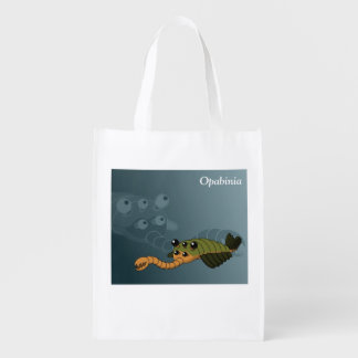 Opabinia (Two-Sided) Grocery Bag