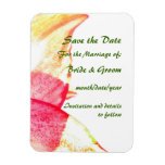 Opacity Save the Date Magnets