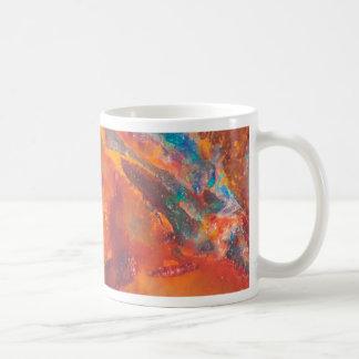 Opal Agate Marble Slab Coffee Mug