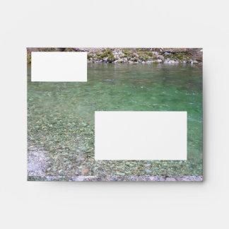 Opal Creek Envelope