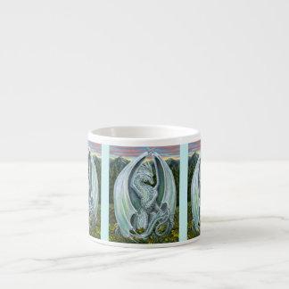 Opal Dragon Espresso Mug