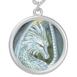 Opal Dragon Necklace