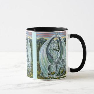 Opal Dragon Wraparound Mug