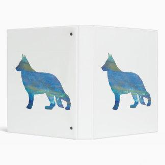 Opal German Shepherd Binder Album