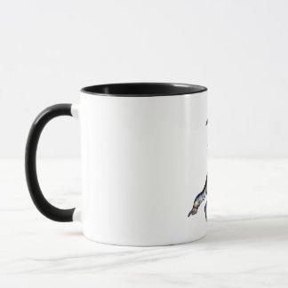 Opal horse mug