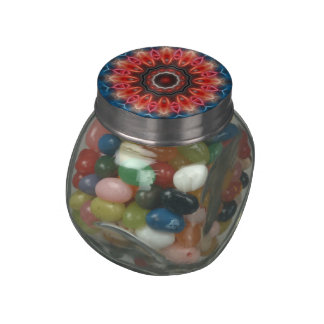 Opal Jelly Belly Candy Jar