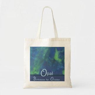 Opal - October Birthstone Bag