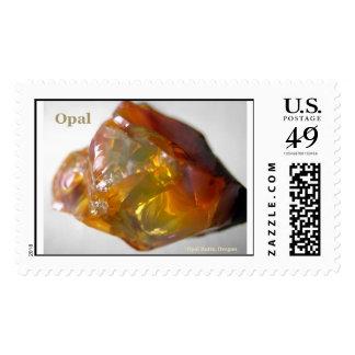 Opal  stamp
