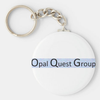 Opal Quest Group Keychain