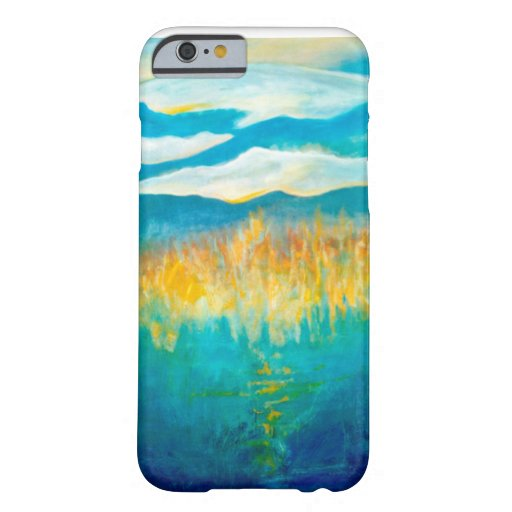 Opal Sunset Barely There iPhone 6 Case