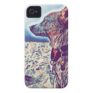 Opal the Beach Bum Heeler iPhone 4 Case