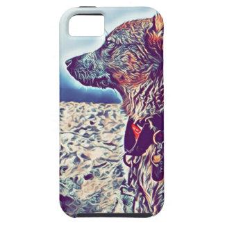 Opal the Beach Bum Heeler iPhone SE/5/5s Case
