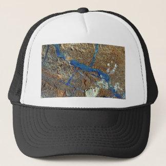Opal Vein Trucker Hat