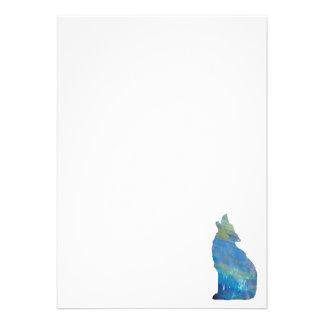 Opal Wolf Invitations