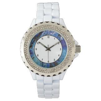 Opal Wrist Watch