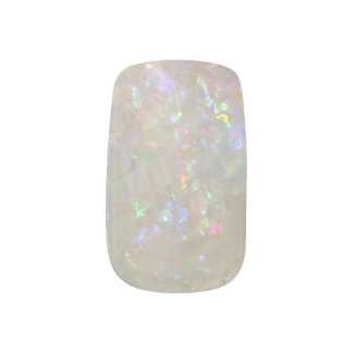 Opalescence Minx nails Minx® Nail Art