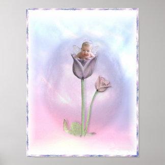 Opalescencia - impresión póster