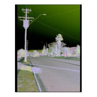 opalescent dawn drive postcard