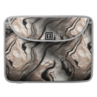 Opalescent Mother-of-Pearl Effect Sleeve For MacBook Pro