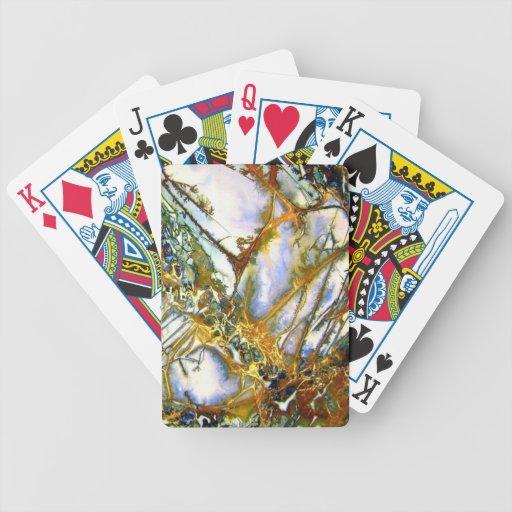 Opalesque Baraja Cartas De Poker