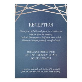 Opaline Wedding Invitation Reception Extra Info