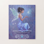 Opalite Fairy Puzzle