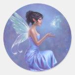 Opalite Fairy Sticker